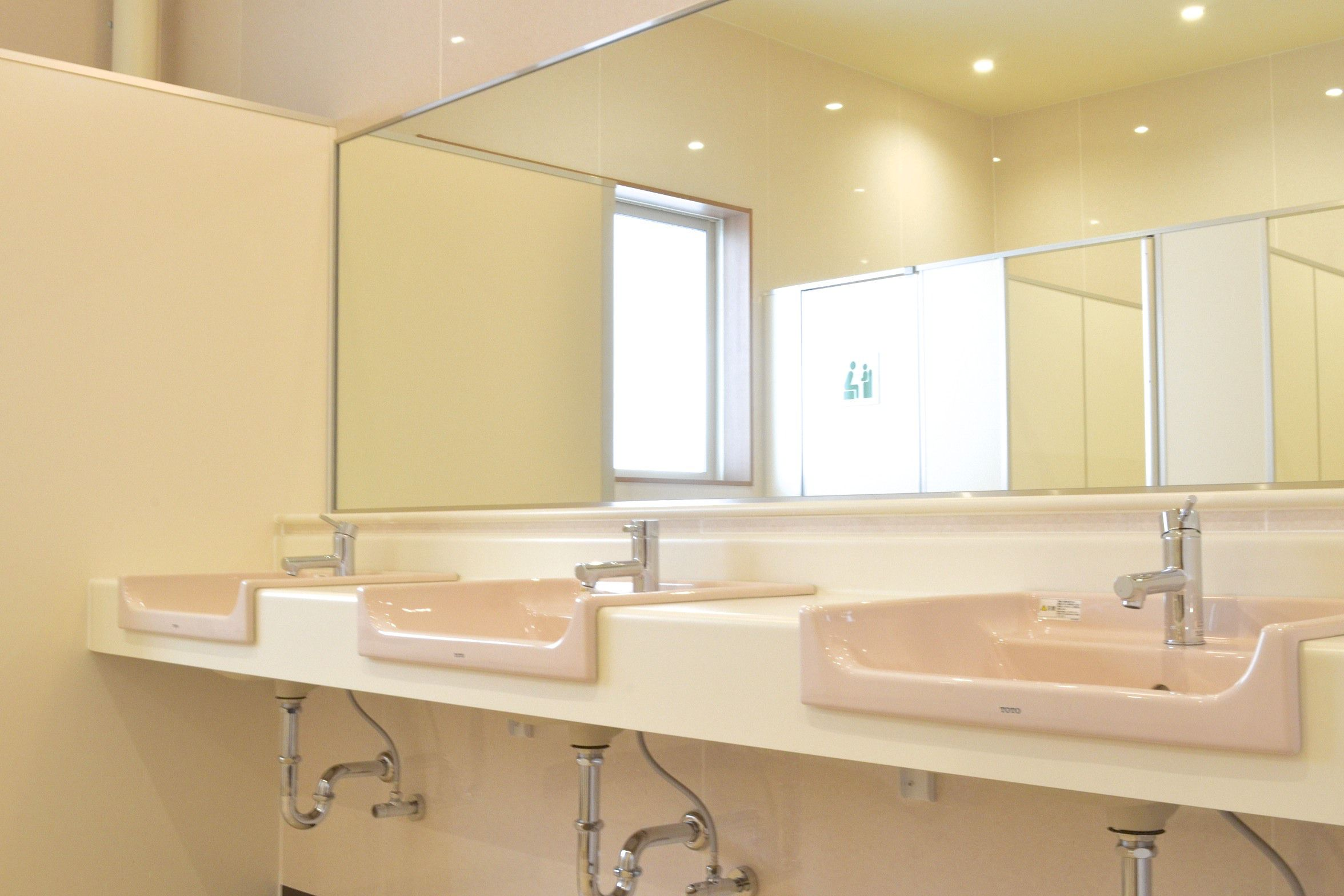 天童高原地域交流センター・トイレ