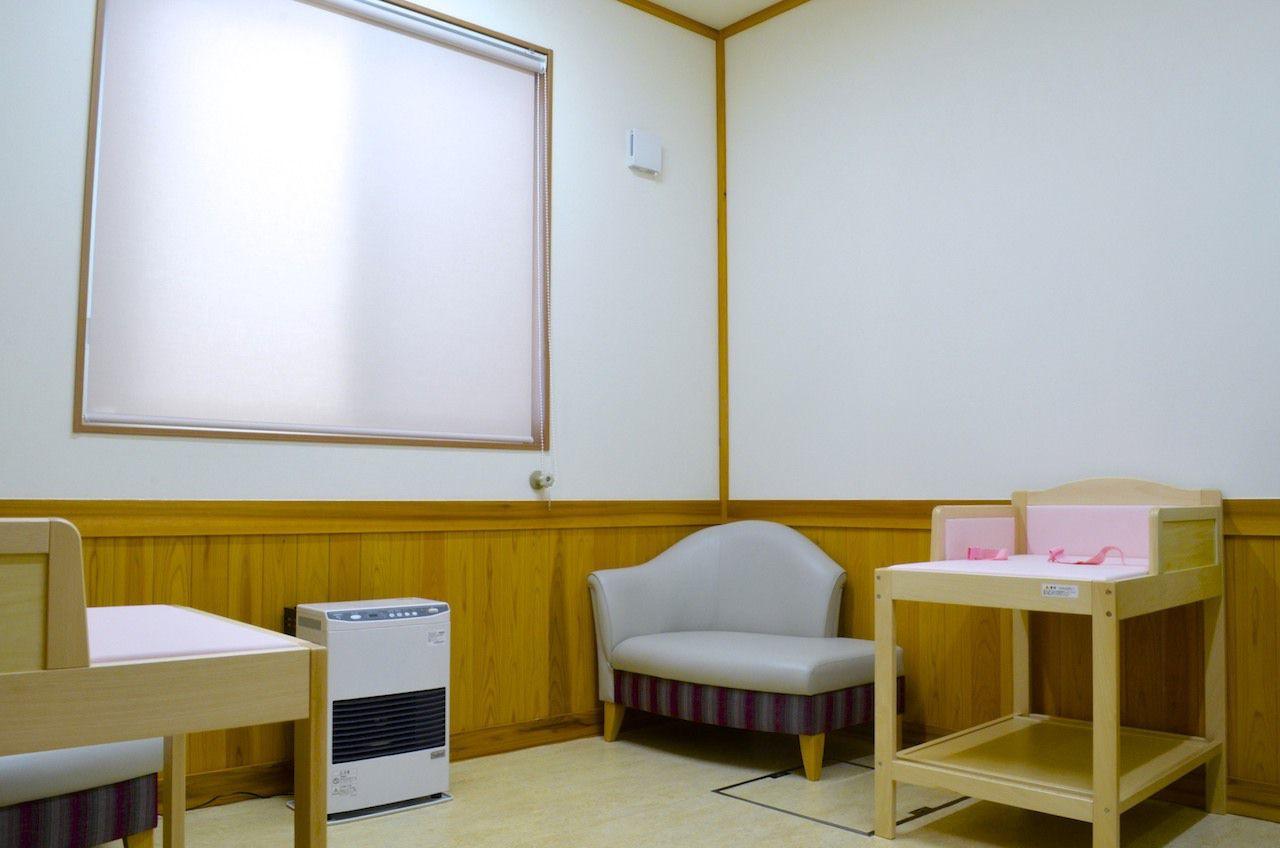 天童高原地域交流センター・授乳室